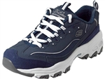 Skechers: D'Lites Me Time Navy Nub.