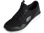 Skechers: Synergy 2.0 Mirror Image Black White