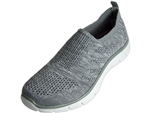 Skechers: Empire Inside Look Grey White