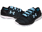 Under Armour: 1266241-002 W Speedform Apollo 2 Black-Blue