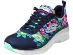 Skechers: Fashion Fit Navy Multi