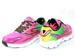 Skechers Go Run Ride 4 pink/green