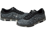 Skechers: Go Flex Walk - Ability Black/Grey