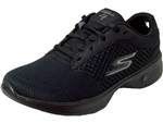 Skechers: GO Walk 4 Exceed Black