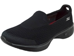 Skechers: GO Walk 4 Pursuit Black
