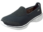 Skechers: GO Walk 4 Pursuit Charcoal