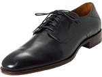 Johnston & Murphy: Nolen Plain Toe Black