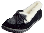 Sorel: Out N About Slipper Black