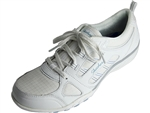 Skechers: Breathe Easy Good Luck White Grey