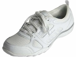 Skechers: Breathe Easy Good Luck White Silver
