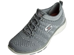 Skechers: Galaxies Grey White