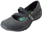 Skechers: Breathe Easy Lucky Lady Charcoal