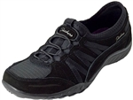 Skechers: Breathe Easy Moneybags Black