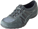 Skechers: Breathe Easy Moneybags Charcoal