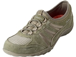 Skechers: Breathe Easy Moneybags Taupe