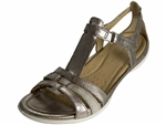 Ecco: Flash Warm Grey Metallic Moon Rock