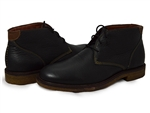 Johnston & Murphy: Copeland Chukka Black