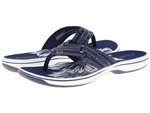 Clarks Breeze Sea Navy Sandal
