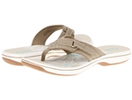 Clarks Breeze Sea Greystone Sandal