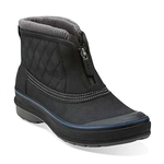 Clarks Muckers Slope Black