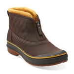 Clarks Muckers Slope Brown