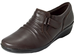 Clarks: Everlay Coda Dark Brown Leather