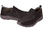Clarks: Charton Step Black