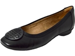 Clarks: Candra Blush Black Leather