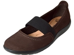Clarks: Medora Ally Dark Brown