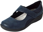 Clarks: Sillian Bella Navy