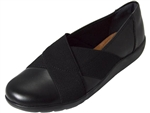 Clarks: Medora Jem Black Leather