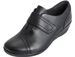 Clarks: Everlay Dixey Black Leather