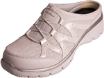 Skechers: Easy Going Repute White Silver