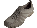 Skechers: Bikers Knit Happens Taupe