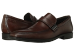Ecco Edinburgh Buckle Slip On Mink Brown