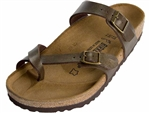 Birkenstock: Mayari Golden Brown