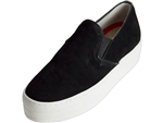 Skechers: Uplift High Suedeciety Black