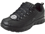 Skechers Work: 76550 Sure Track Black