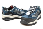 Skechers Soft Stride Grinnell Composite Toe Navy