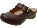Dansko: Martina Antique Brown Oiled