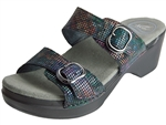 Dansko: Sophie Black Stained Glass