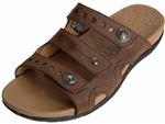 Rockport: Ridge 3 Band Brown