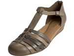 Rockport: Galway T-Strap Khaki Multi