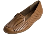Rockport: Galway Woven Loafer Tan