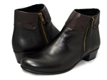 Remonte: D6572-01 Schwarz-Havanna Black / Brown
