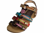 Spring Step: Gipsy Brown Multi