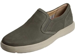 Rockport: Thurston Gore Slipon Dark Grey Nubuck