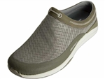 Merrell: Applaud Mesh Slide Taupe