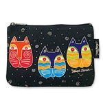 Feline Faces Cosmeticc Bag
