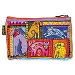 Dog Portraits Cosmetic Bag